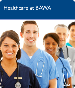 Healthcare at BAWA